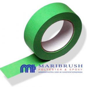 Professioneel masking tape 38mm x 50m - ►GreenLINE◄ © - NIEUW!