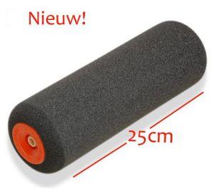 Nano coating roller